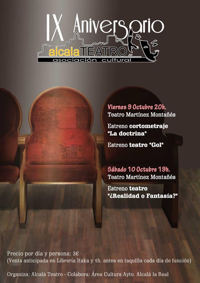 IX Aniversario Alcala Teatro