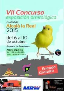 VI Concurso Exposicion Ornitológica
