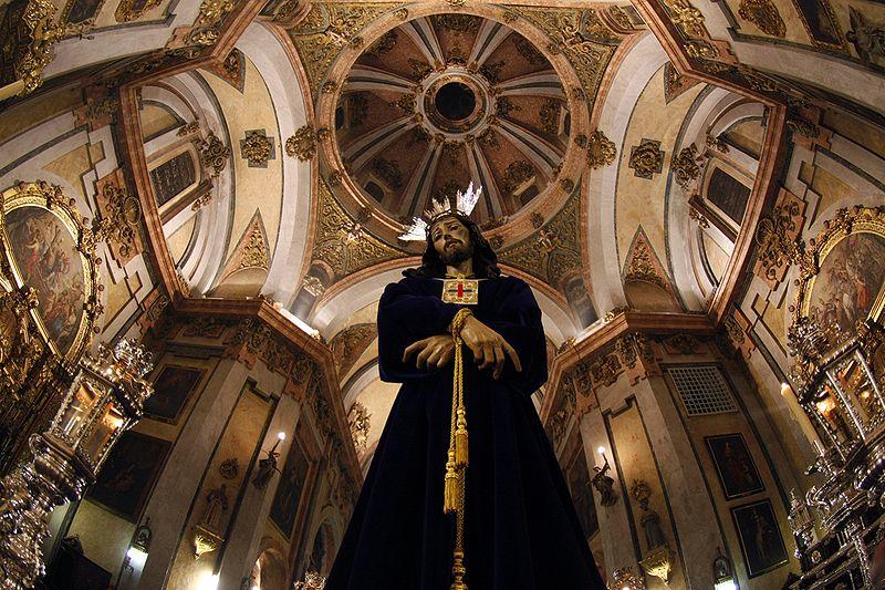 Semana Santa Alcalá la Real 2019, viaje por Andalucía