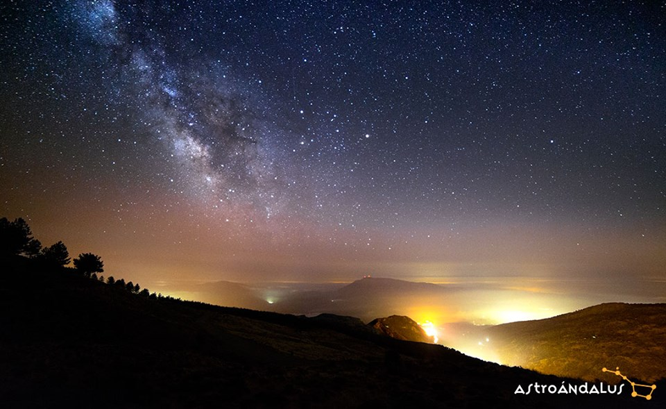 Fuente: Astroándalus desde la Alpujarra Granadina.