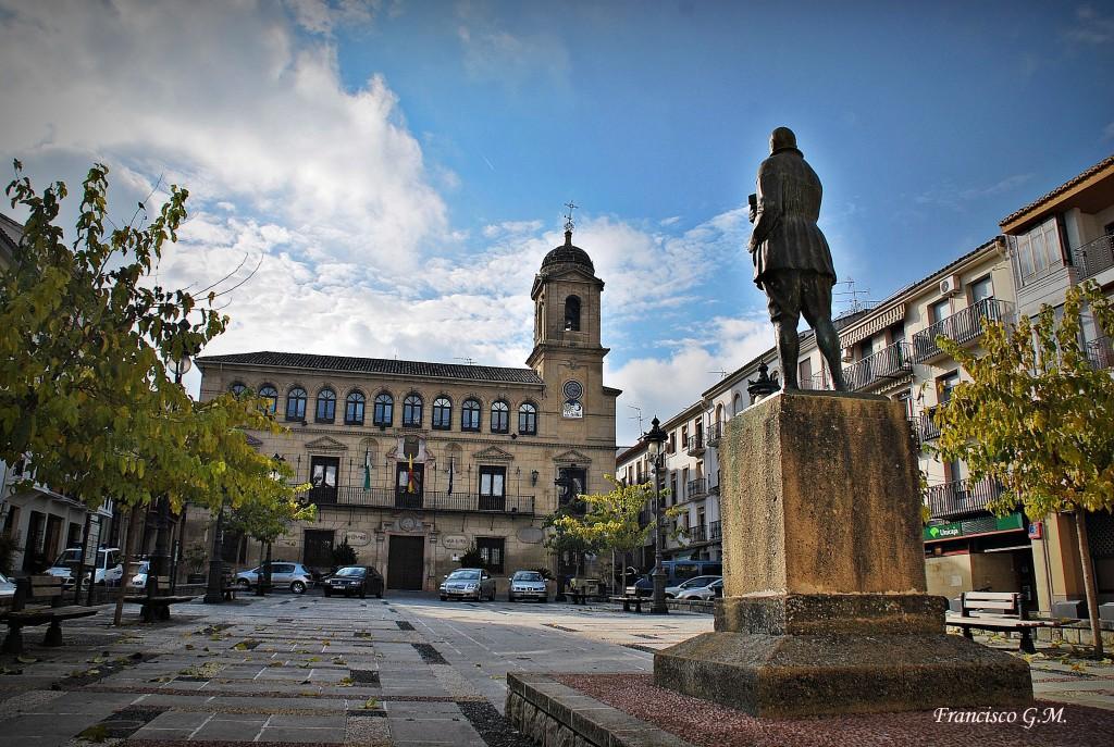 Ayuntamiento Alcalá la Real
