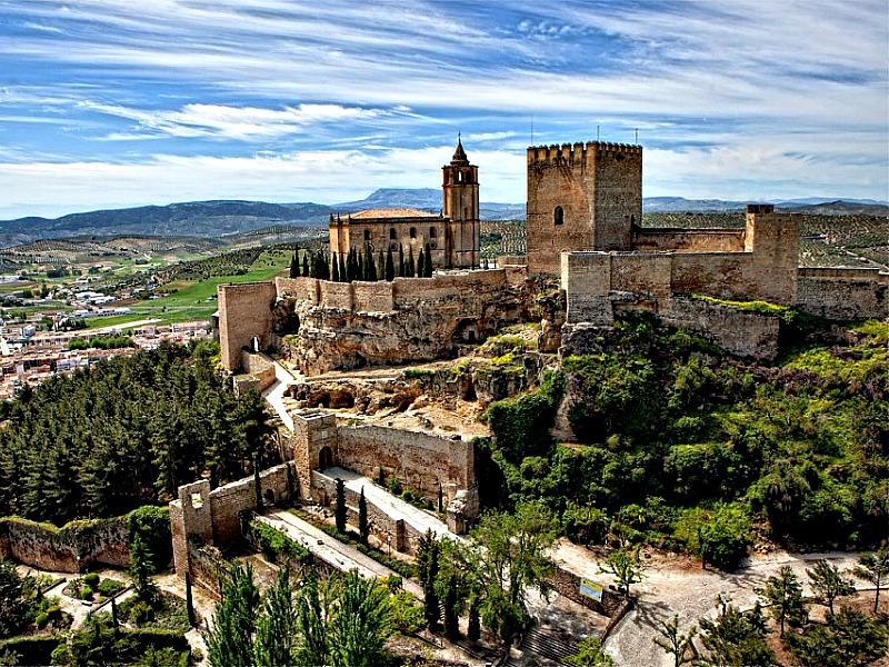 10 lugares que visitar en alcal la real hotel torrepalma - Spa alcala la real ...
