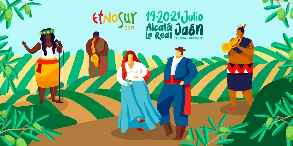 Etnosur 2019, programación. Hotel Torrepalma