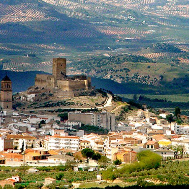 Qué ver en Alcaudete, turismo Jaén.