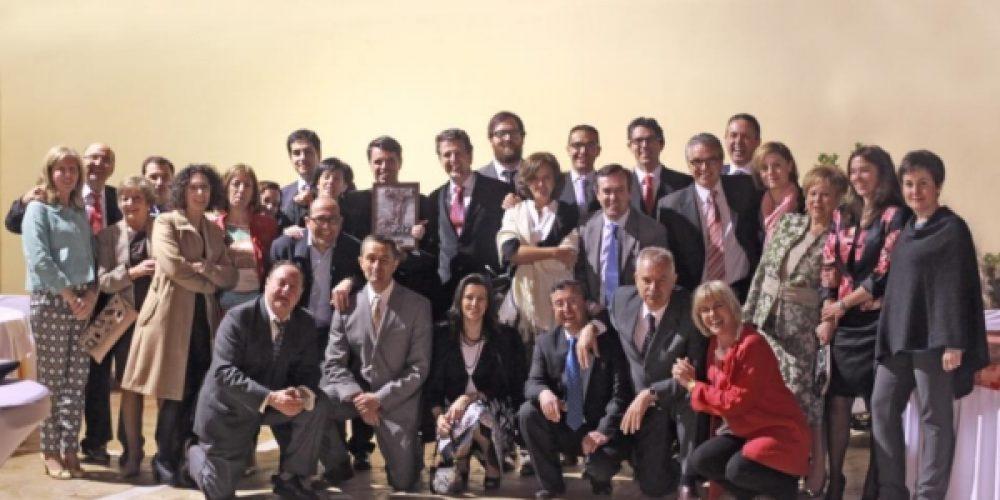La empresa No Tejido es galardonada con un Premio Jiennenses del Año