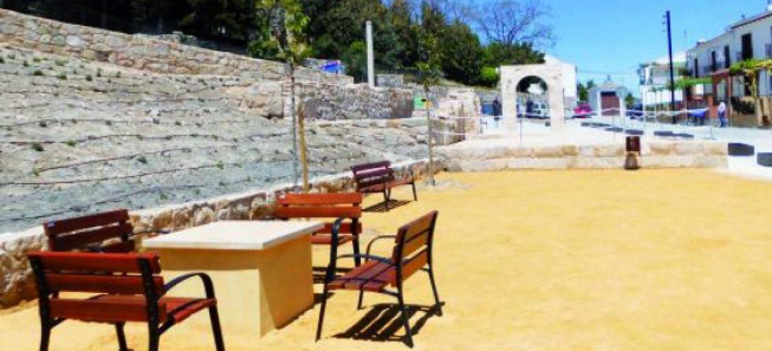 San Blas, nuevo espacio de esparcimiento público