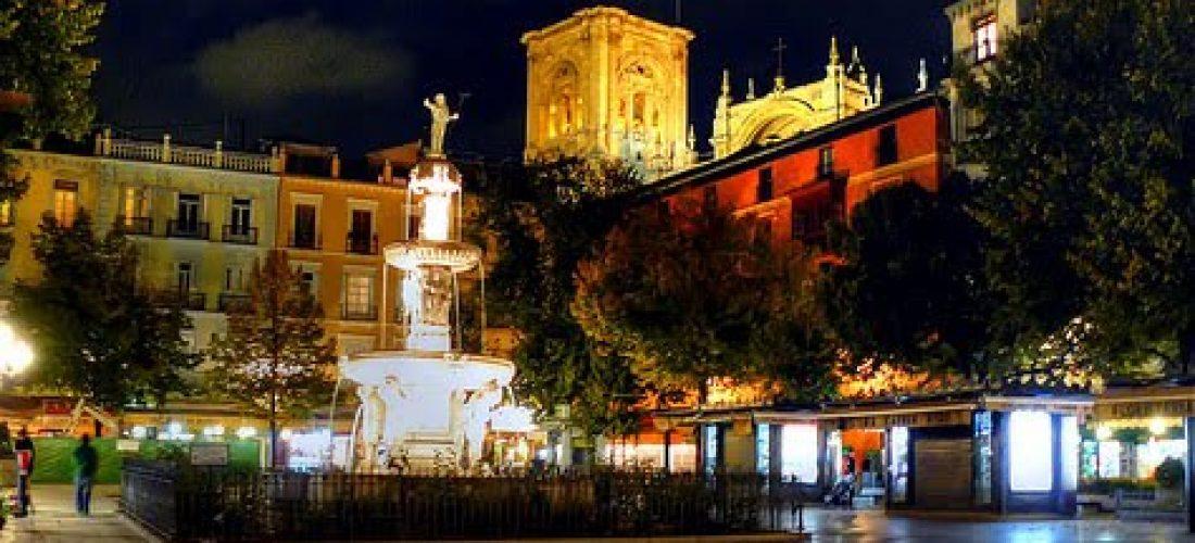 Mercado Navideño en Granada