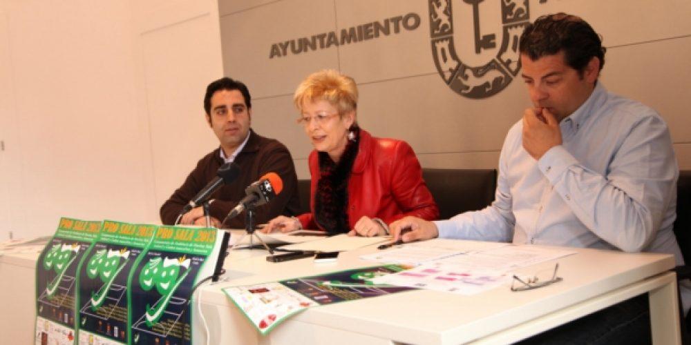 Unas 375 personas participarán en el Campeonato Andaluz de Hockey Sala