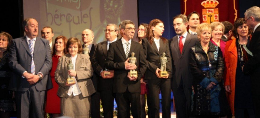 El día 27 se entregan en una gala los Premios Hércules 2012
