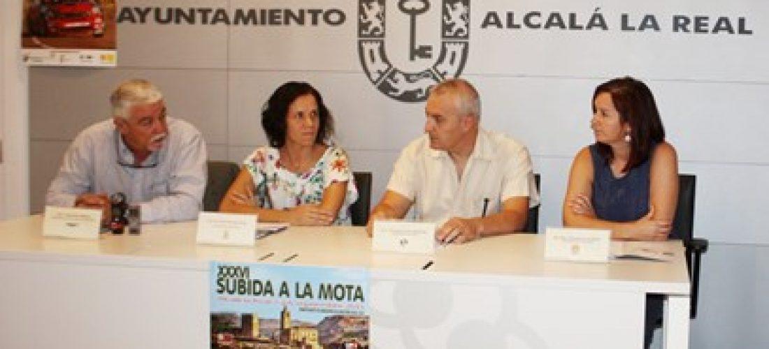 XXXVI edición de la Subida a la Mota con importante participación de deportistas alcalaínos