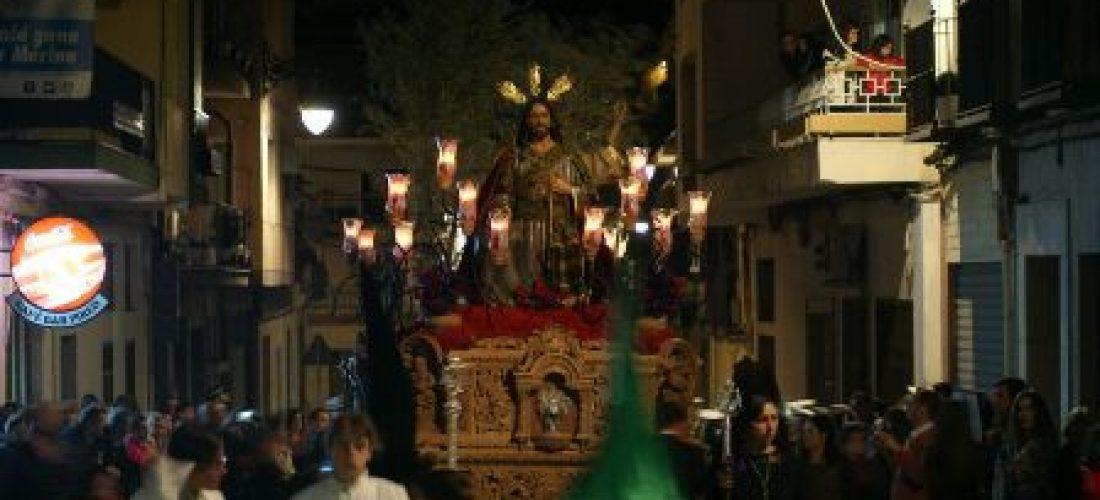 Alcalá se llena de Oración y Esperanza