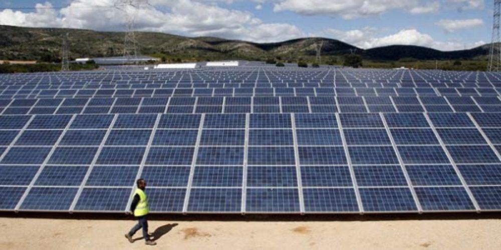 Una empresa madrileña construirá una planta solar fotovoltaica