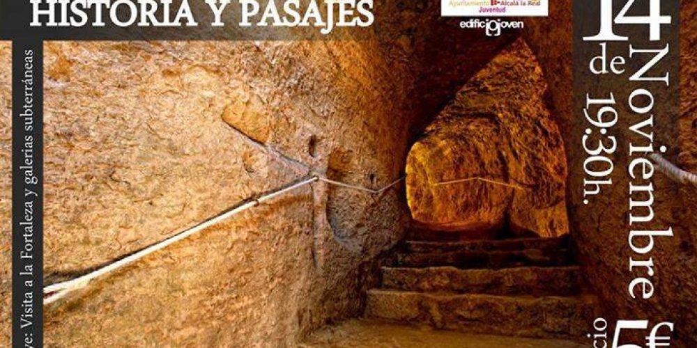 14 de Noviembre Fortaleza de La Mota y sus Galerías.
