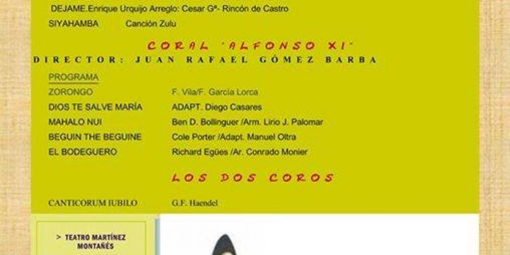 CONCIERTO DE OTOÑO III ENCUENTRO CORAL
