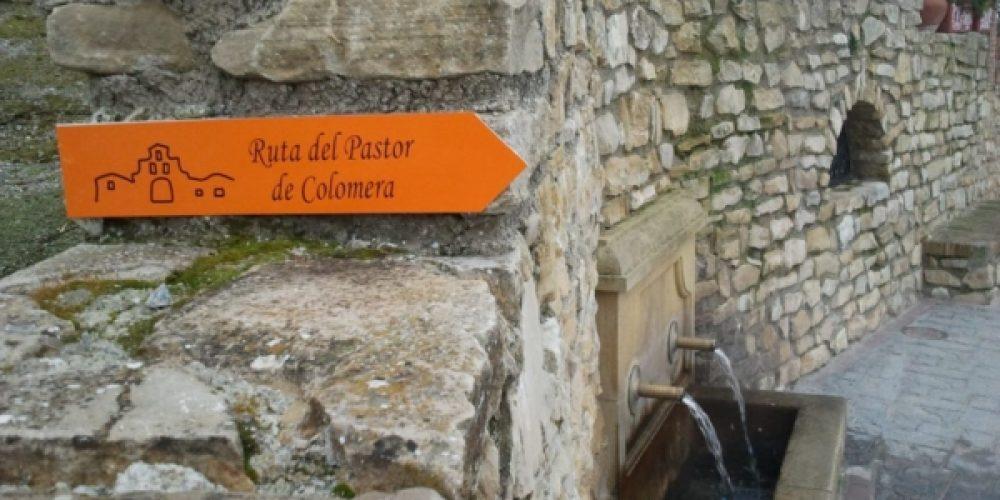 Una peregrinación inaugurará el domingo la Ruta del Pastor de Colomera