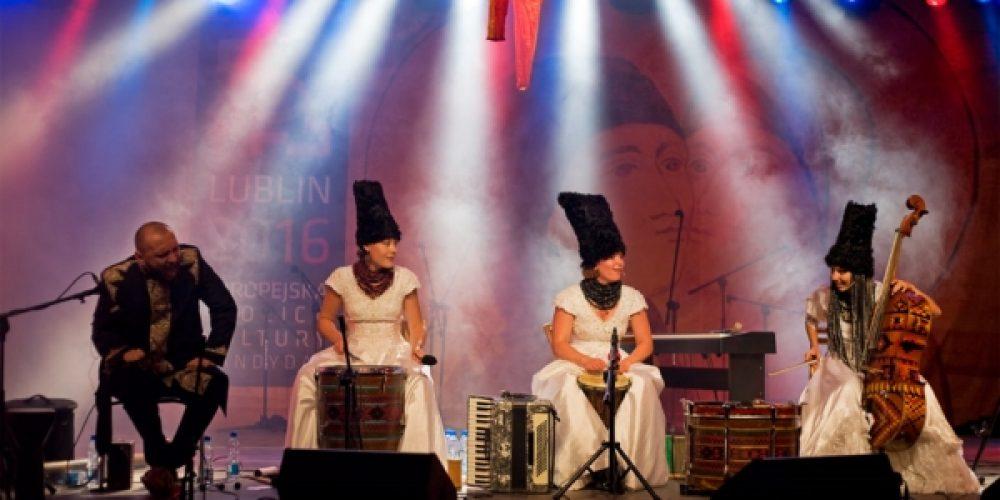 El cuarteto DakhaBrakha es la tercera confirmación para Etnosur 2013