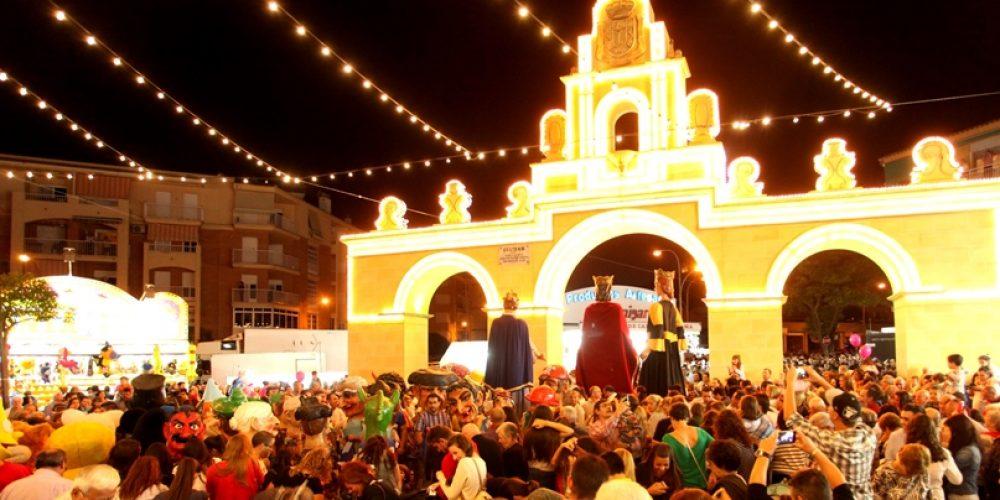 Programa Feria Alcalá la Real 2016. Fiestas de San Mateo del 21 al 25 de septiembre