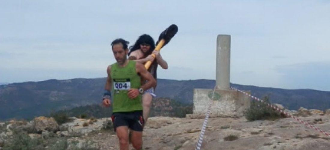 Iván Ortíz consigue la victoria en el Maratón de Borriol, en Castellón