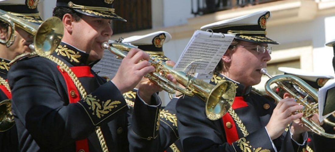 Las bandas y agrupaciones cofrades darán un certamen benéfico el domingo