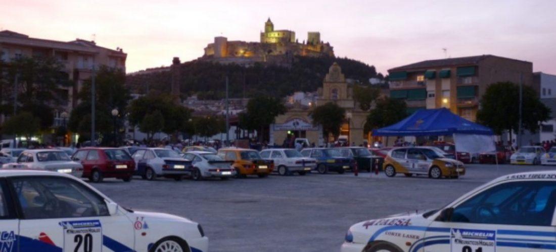 Mesas de trabajo en Alcalá de la Federación andaluza de Automovilismo
