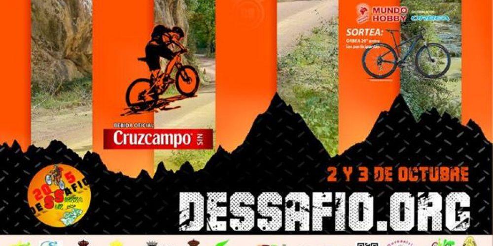 DESSAFIO SIERRA SUR JAEN 2 Y 3 DE OCTUBRE