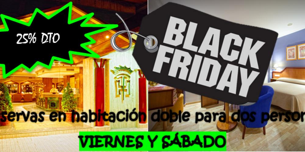 BLACK FRIDAY HOTEL TORREPALMA
