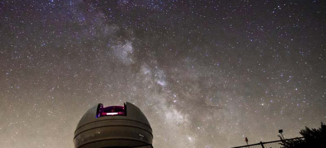 Turismo astronómico en la Sierra Sur de Jaén