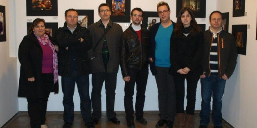 Inaugurada la exposición fotográfica sobre distintas Semanas Santas