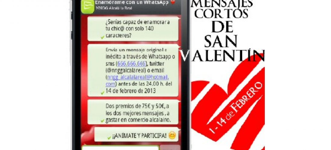 Nuevas Generaciones organiza un concurso de poemas de amor