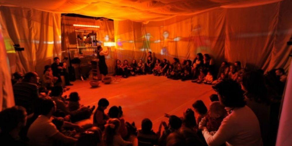 La Canela ofrecerá una obra visual y sonora para niños en Capuchinos