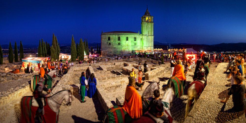 Fiestas Medievales Alcalá la Real
