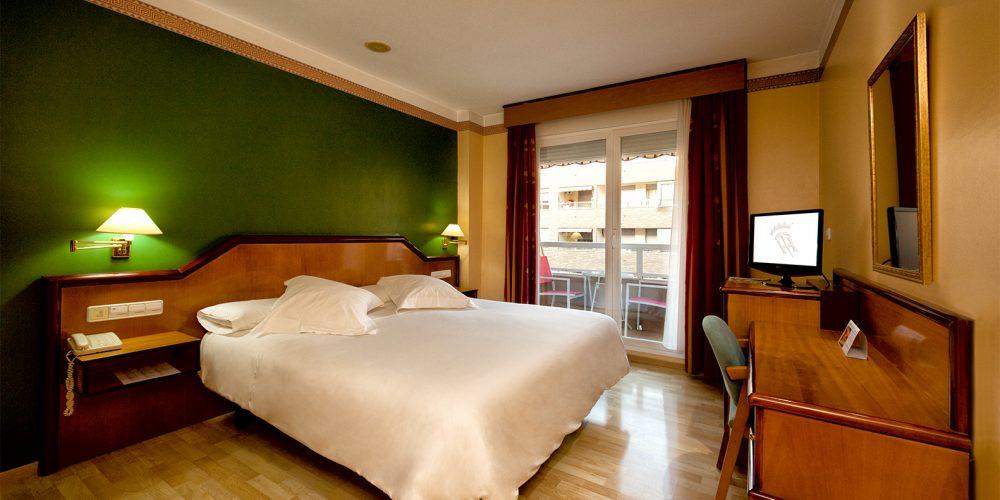 Disfruta Alcalá la Real en verano, Hotel Torrepalma