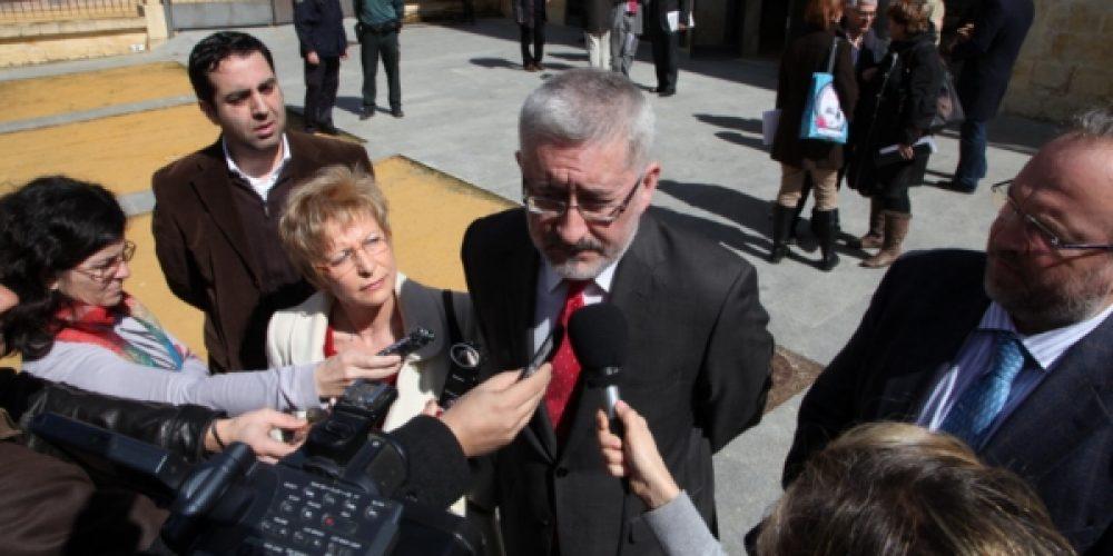 Antonio Ávila presenta en Alcalá el Programa Feder Interconecta