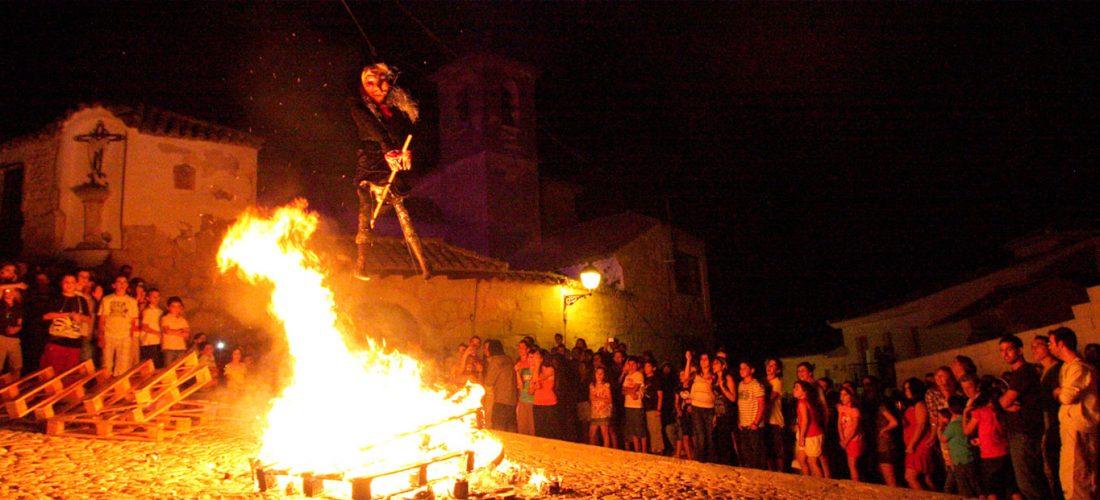 Vive la Noche de San Juan en Alcalá la Real