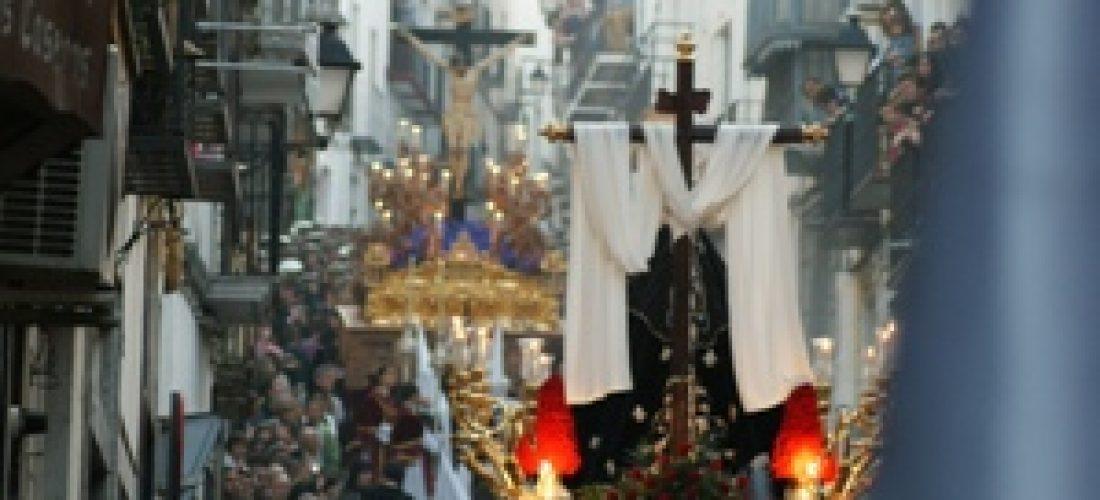 Intensa Jornada de Viernes Santo