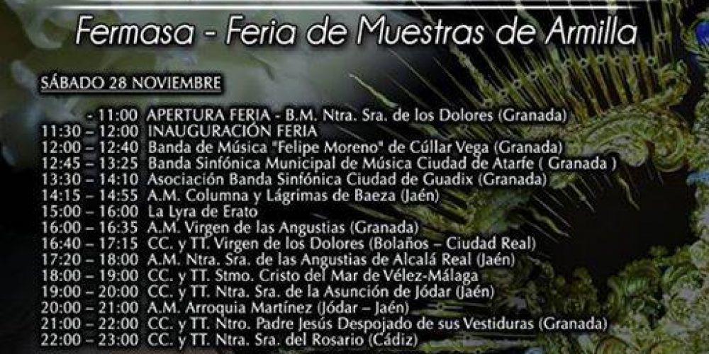 III FERIA COFRADE DE GRANADA 2015