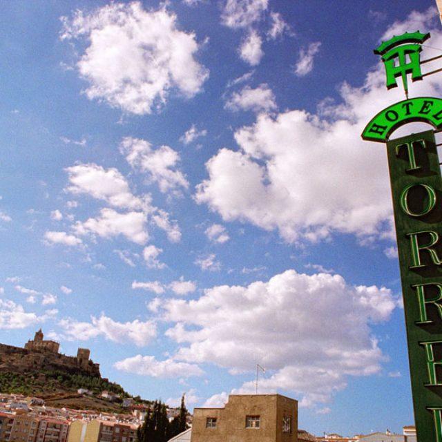 Hotel Torrepalma, en la sierra sur de Jaén