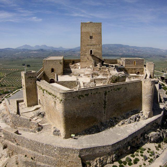 Castillo de Alcaudete, Jaén ¿Conoces su historia?