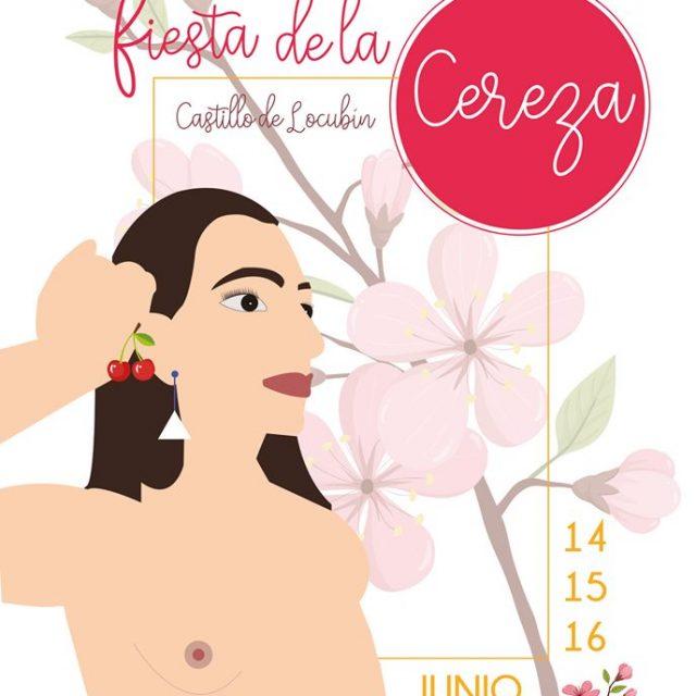 Fiesta de la Cereza en Castillo de Locubín 2019 Hotel Torrepalma