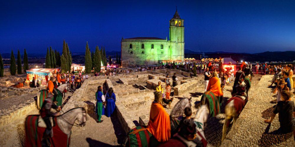 Fiestas medievales alcal la real hotel torrepalma for Parque mueble alcala la real