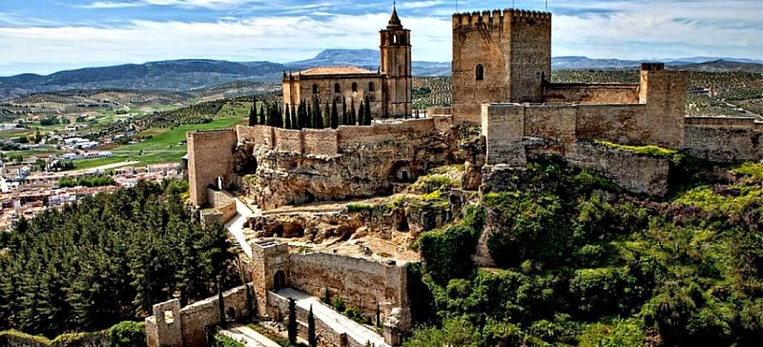 10 lugares que visitar en Alcalá la Real
