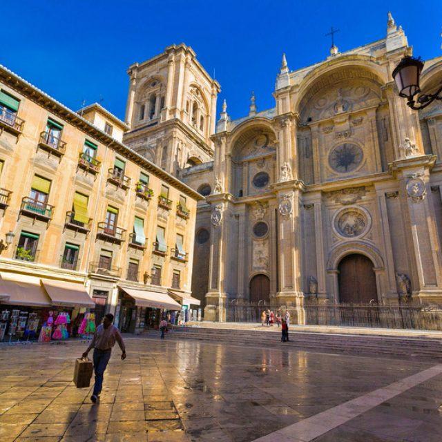Qué hacer y ver en Granada, Hotel Torrepalma