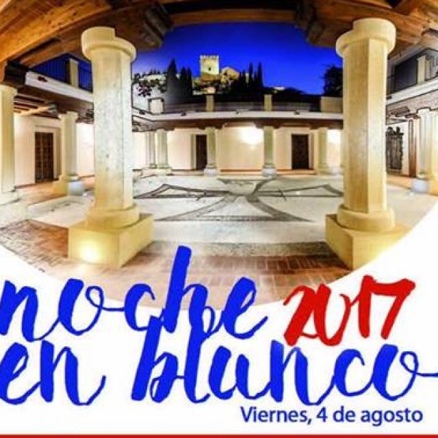 Noche en Blanco Alcalá la Real 2017