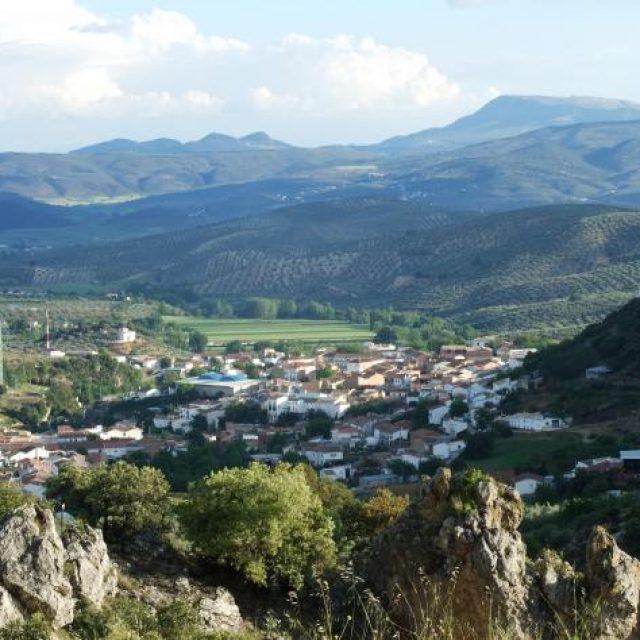 Pueblos que conocer en la Sierra Sur, Frailes.