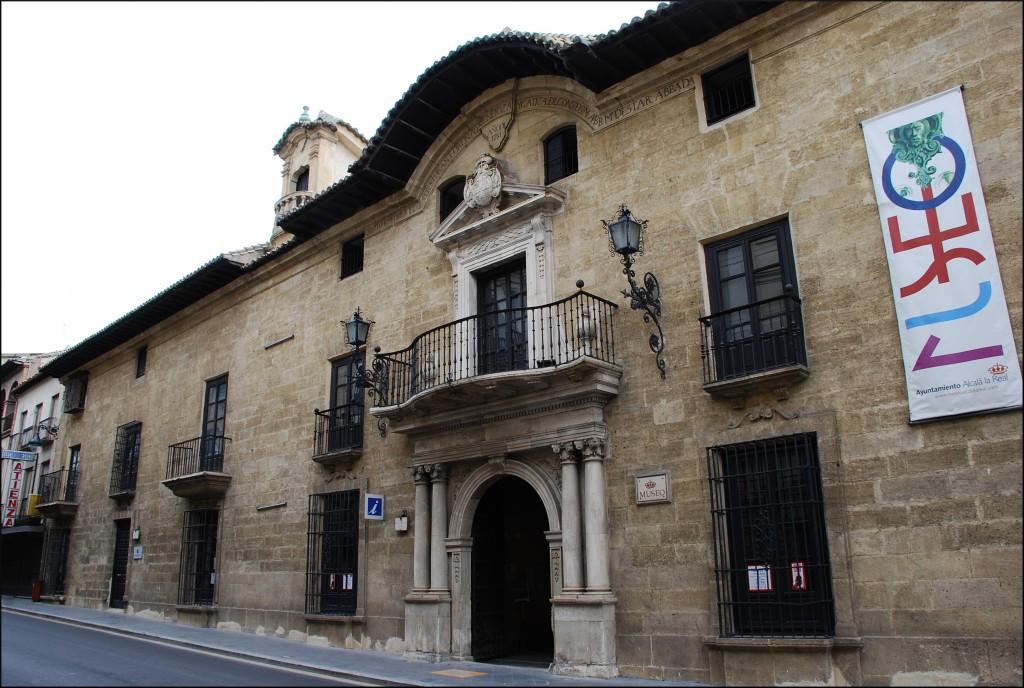 palacio abacial Alcalá la Real